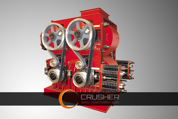 Four-Roll Crusher